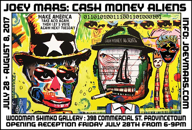 Cash Money Aliens #393