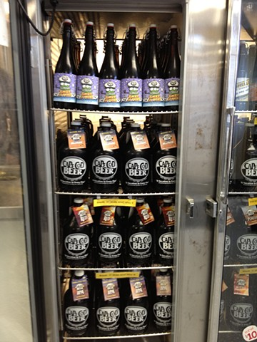 Brewery retail Fridge