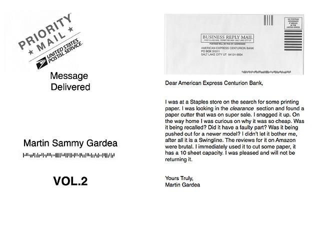 Message Delivered Vol.2