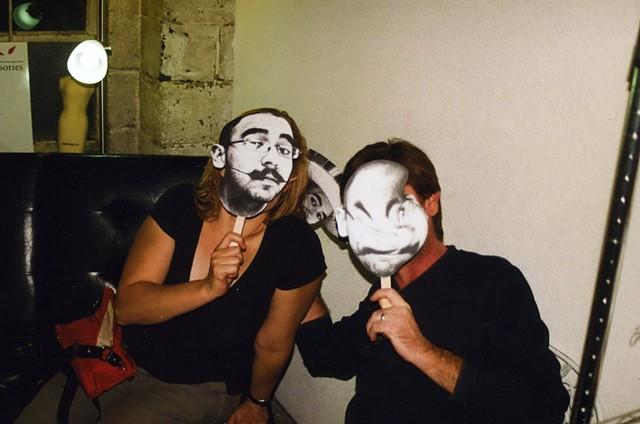 Martin Mask