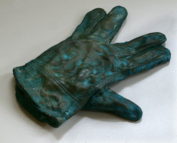 Left Glove (LIve Long and Prosper)