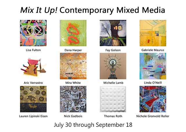 Mix It Up! Contemporary Mixed Media