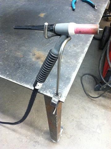 TIG welding torch