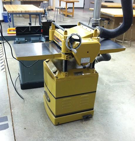 Wood milling machinery