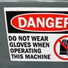 Metal Studio Safety Rules