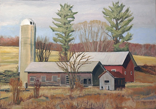Robert's Studio and Silo