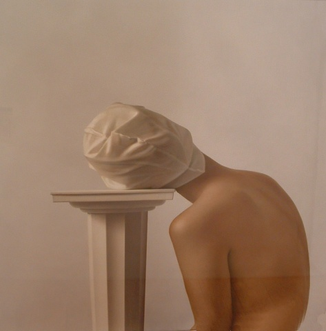 White Turban, Pedestal
