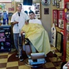 The legendary HawleyWood's Barber Shop, Costa Mesa, CA