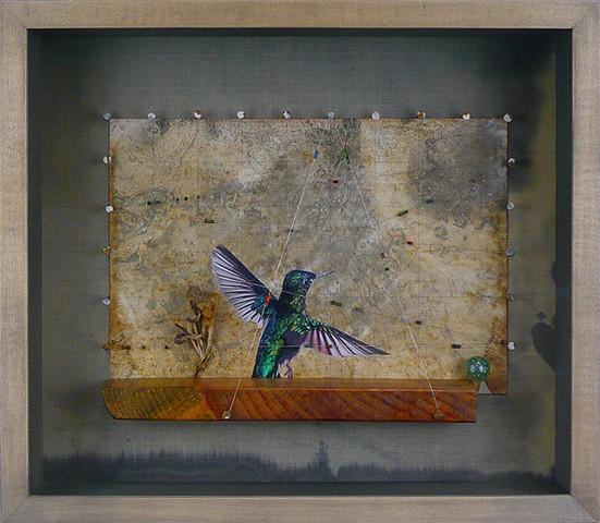 Hummingbird on Mars