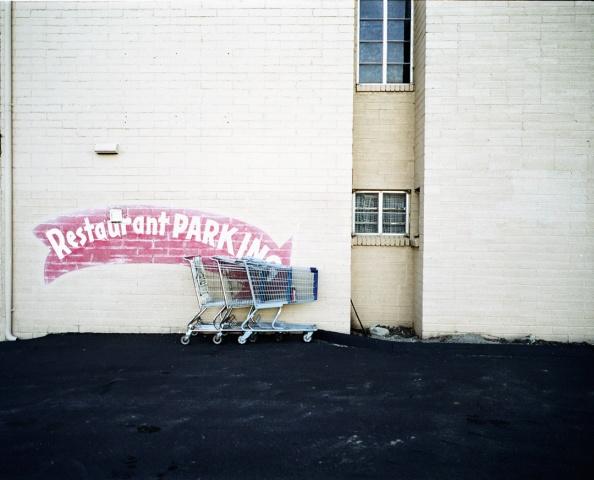 Parking Lot: Reno, NV