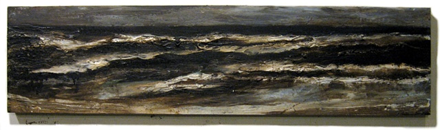 Seventh Seal Ocean Painting