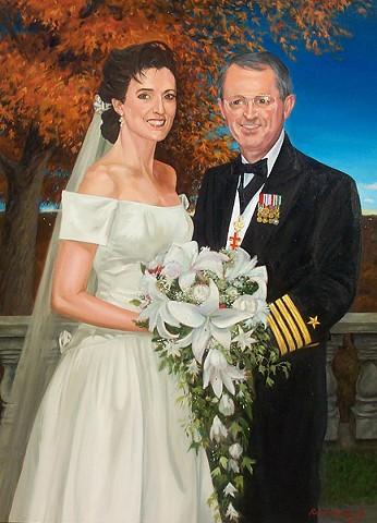 """Wedding Portrait"""
