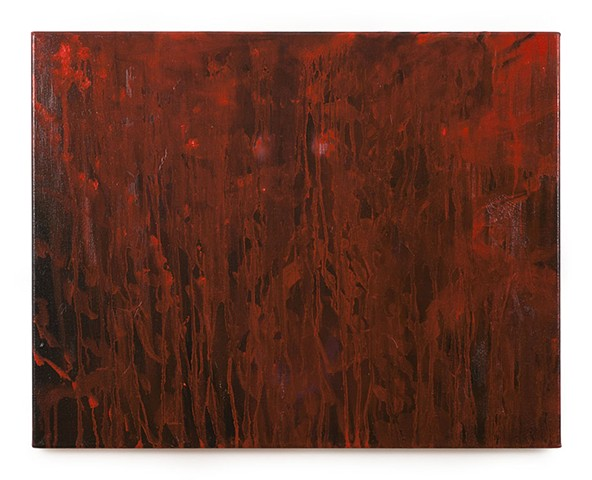 Untitled Red Streaks