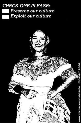 Culture - Mexican Woman