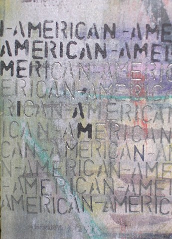 Mexican Alphabet - Hyphenated American