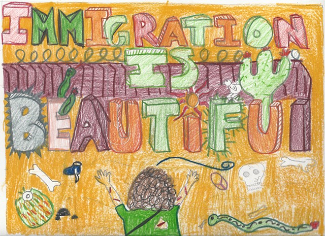 Immigration Is Beautiful