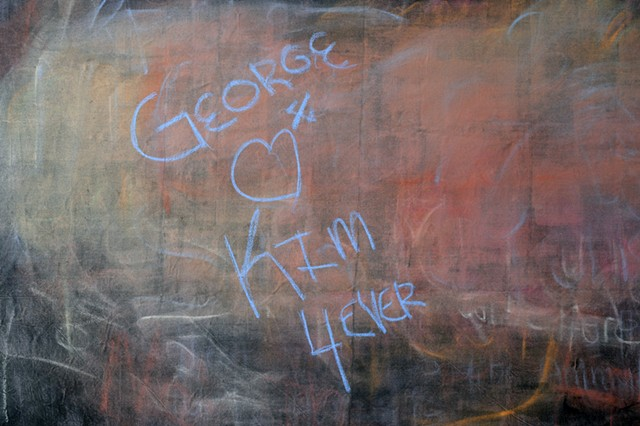 George Heart Kim 4 Ever