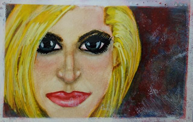 blonde - 2015