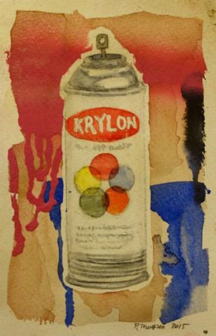 water krylon - 2015