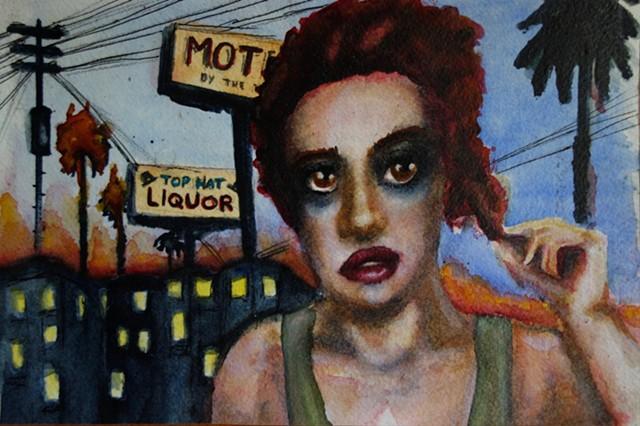 liquor motel 2016