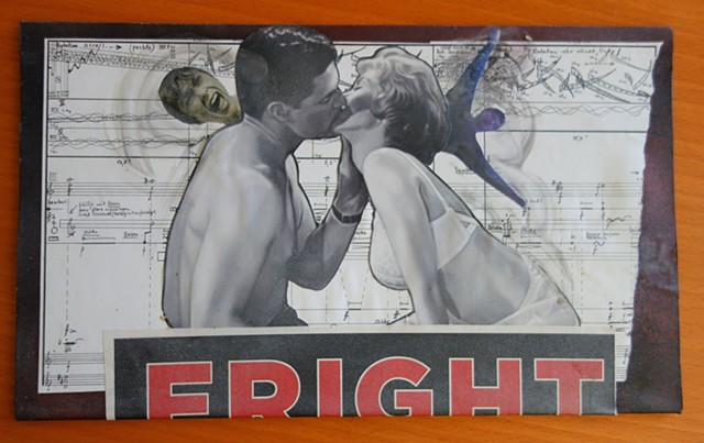 kiss of fright - 2014