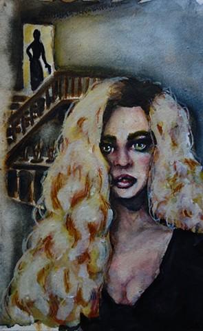 blonde noir 2016