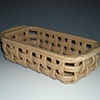 Clay Basket - #1 - Oatmeal