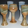 Assorted Wine Goblets