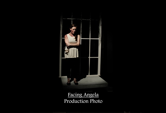 Facing Angela Production Photo 4