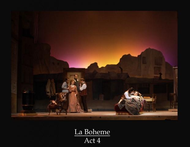La Boheme Act 4