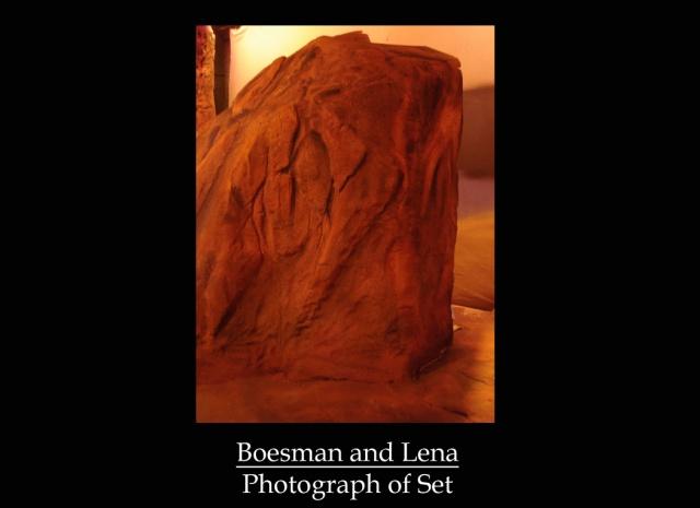 Boesman and Lena Photograph of Set 2