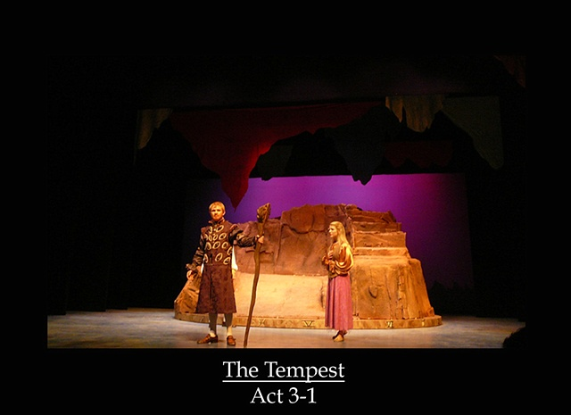 The Tempest  Act 3-1