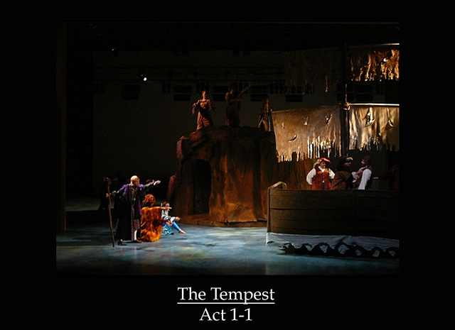 The Tempest  Act 1-1