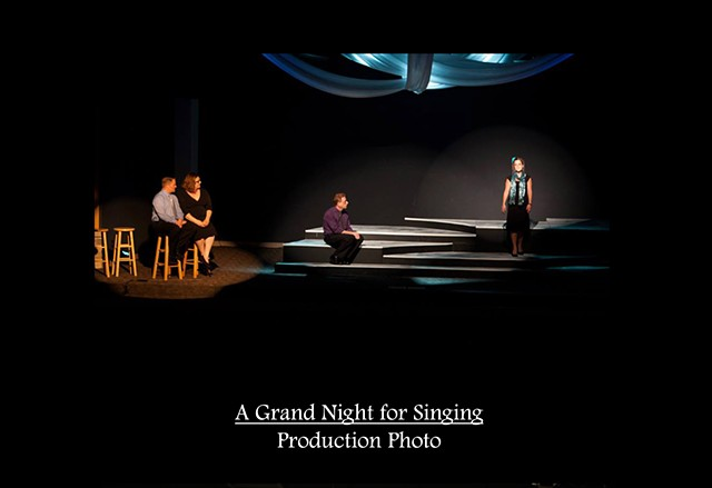 A Grand Night for Singing Production Photo 1