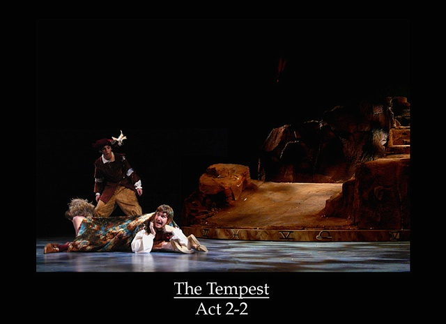 The Tempest  Act 2-2