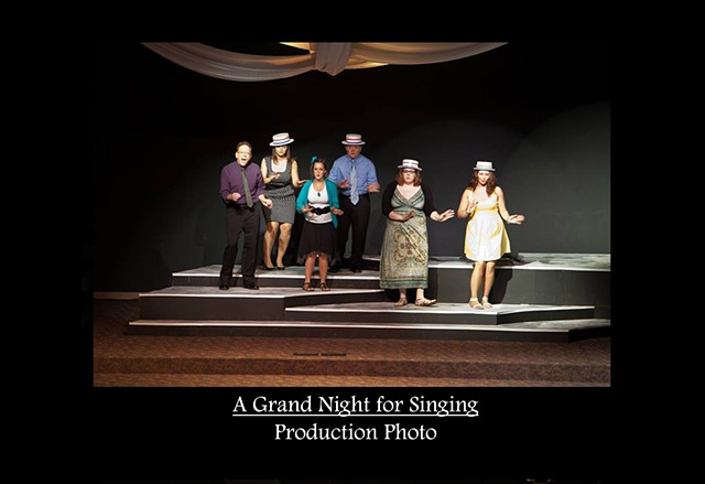 A Grand Night for Singing Production Photo 2