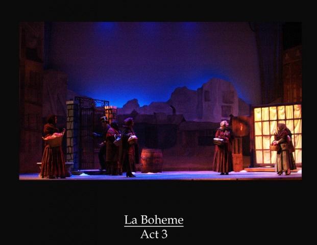 La Boheme Act 3