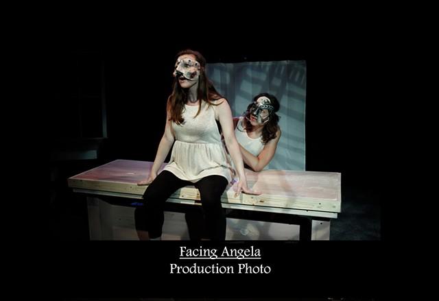 Facing Angela Production Photo 6