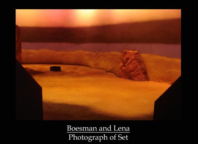 Boesman and Lena Photograph of Set 3