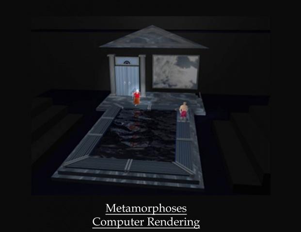 Metamorphoses Computer Rendering