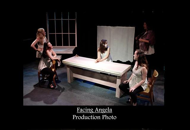 Facing Angela Production Photo 5