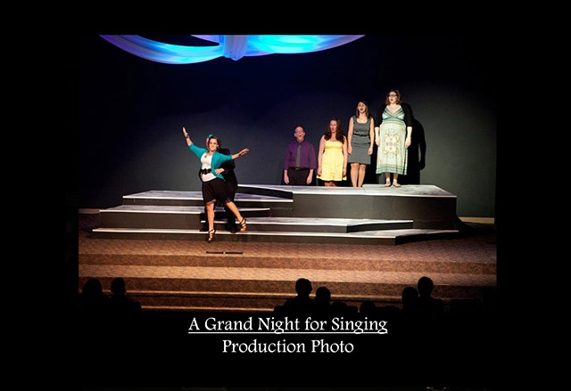 A Grand Night for Singing Production Photo 3