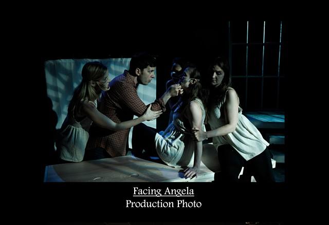 Facing Angela Production Photo 1
