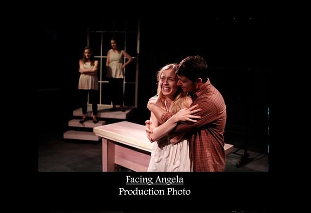 Facing Angela Production Photo 3