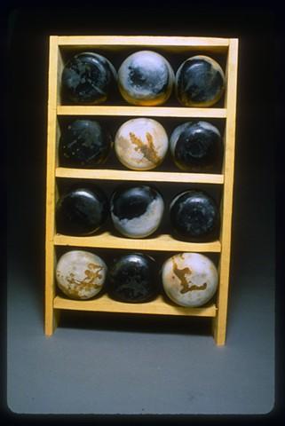 Ceramic Dung Firing Primitive Firing