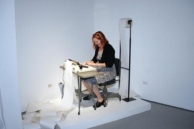 Typing Apparatus