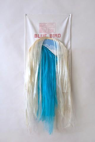 Lisa Frank + Bluebird I