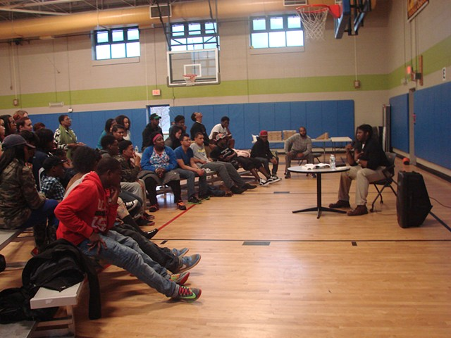 Boys & Girls Club, Orchard Garden Community Center, Roxbury, MA