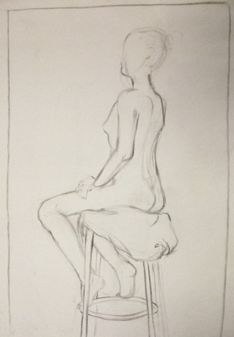 Figure Drawing/ Woman