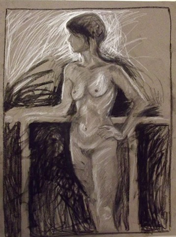 Figure Drawing Study III